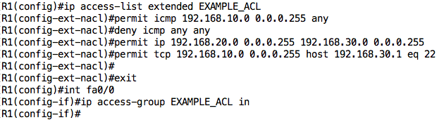 acl-config