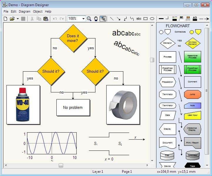 Diagram Designer Free Topology Mapper