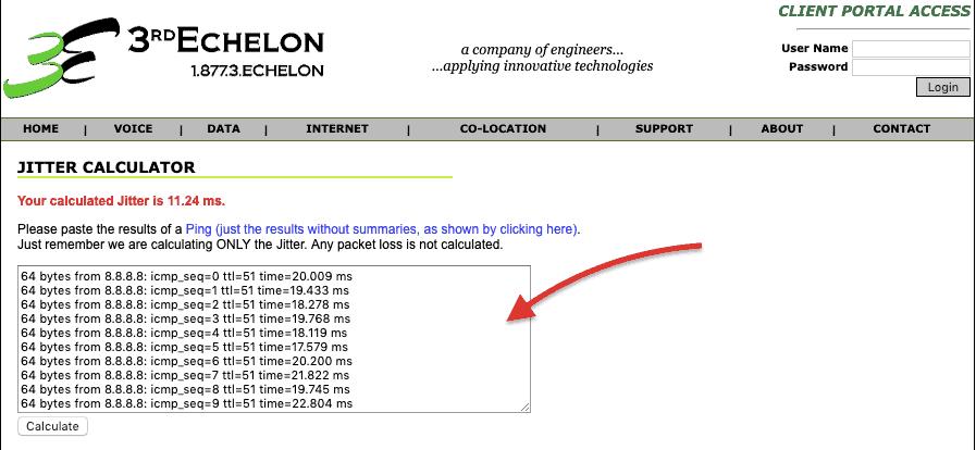 3rd echolon