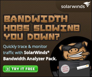 Free Network Bandwidth Analyzer Software