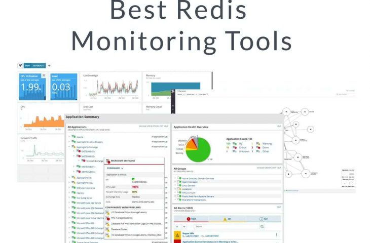 Best Redis Monitoring Tools