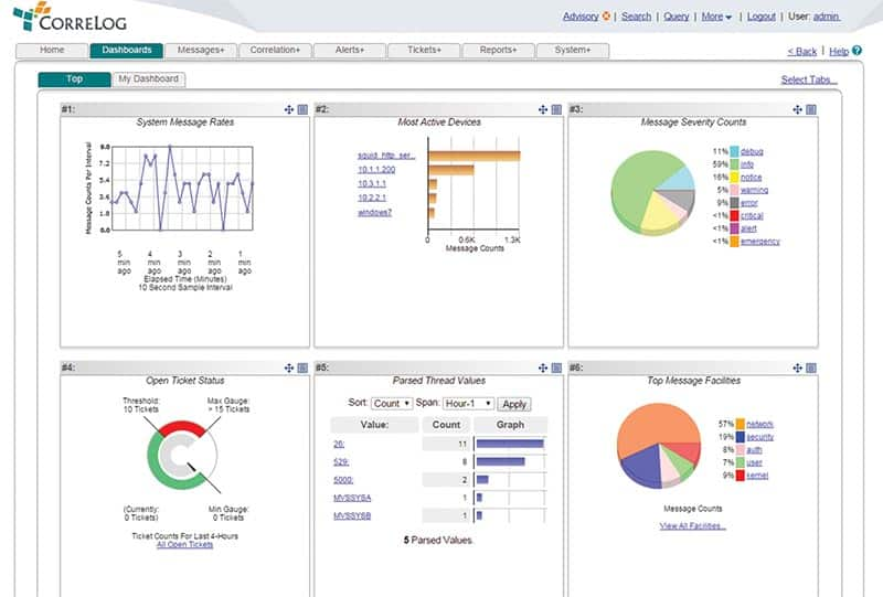 13 Best Event Log Monitor Tools for Analyzing and Managing SIEM