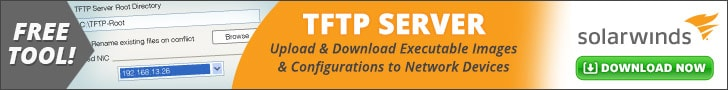 Free TFTP Server Software Download image