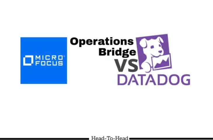 Operations Bridge vs Datadog