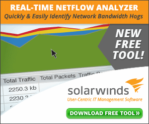 Analyze Netflow Traffic using this Free Software