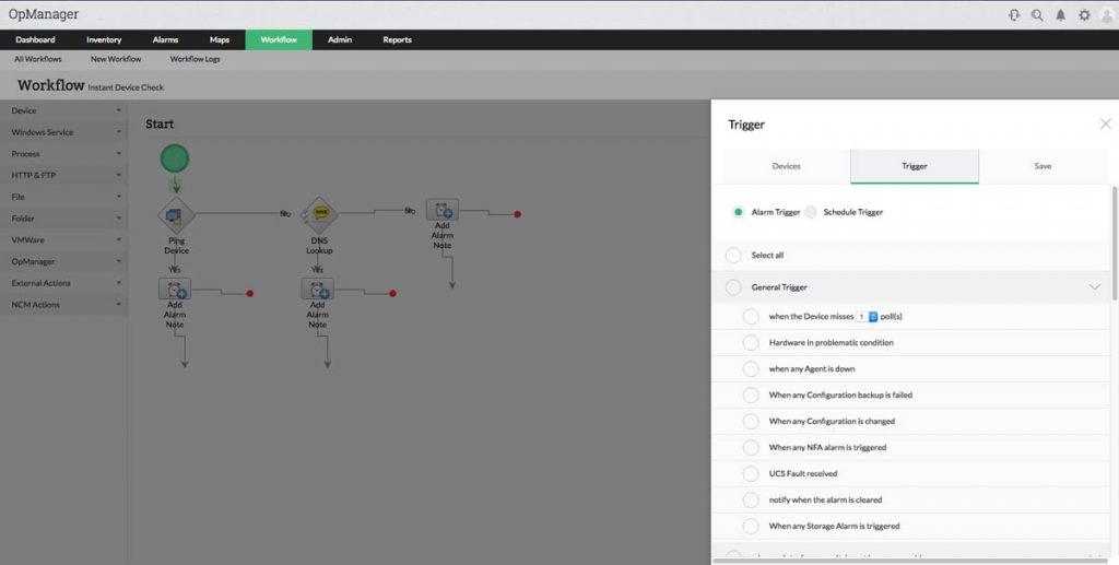 Workflow screenshot 2