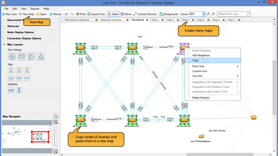 Solarwinds Network Mapper Review