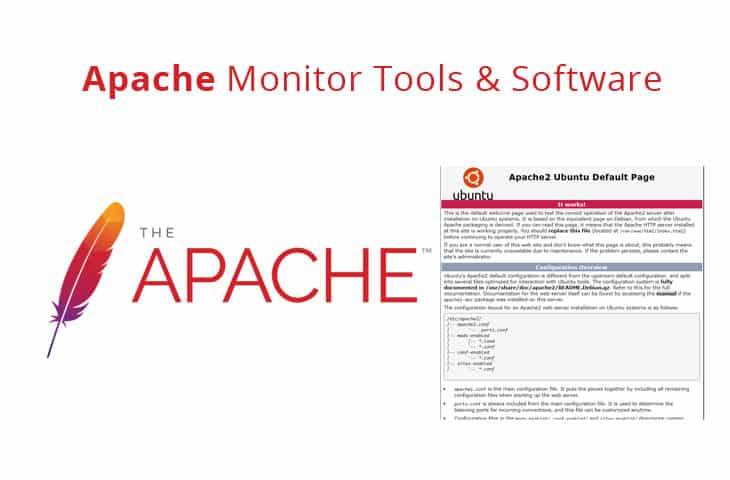 apache monitoring tools and software