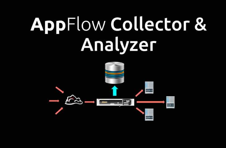appflow netscaler collector and analyzer traffic