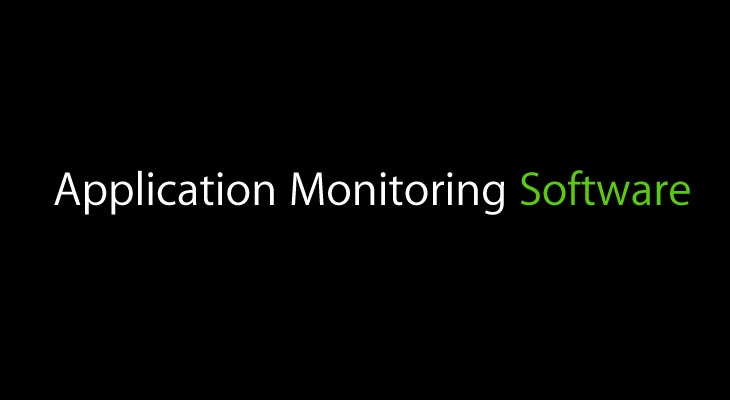 best application monitoring software