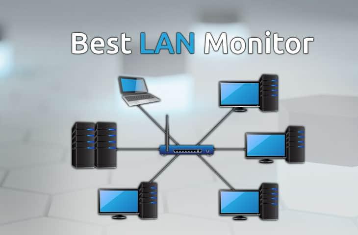 best lan monitor software – FREE & Paid