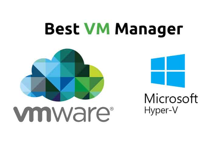 Best VM Manager and monitoring tools