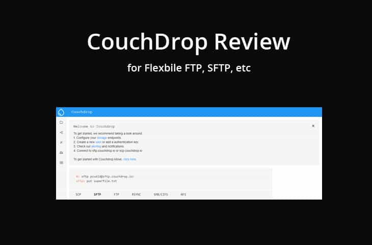 couchdrop ftp review
