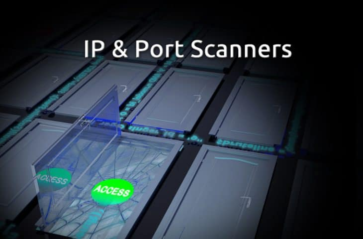ip and port scanners