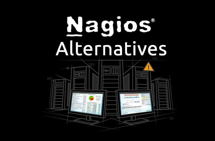 nagios alternatives for server and application monitoring