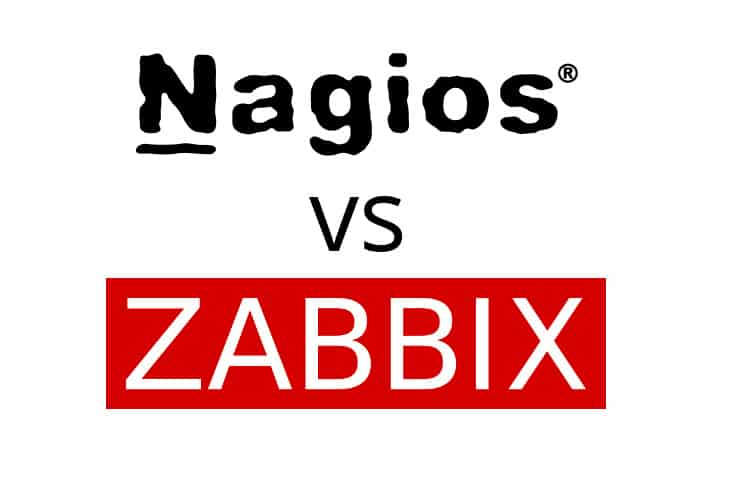 nagios vs zabbix comparison table