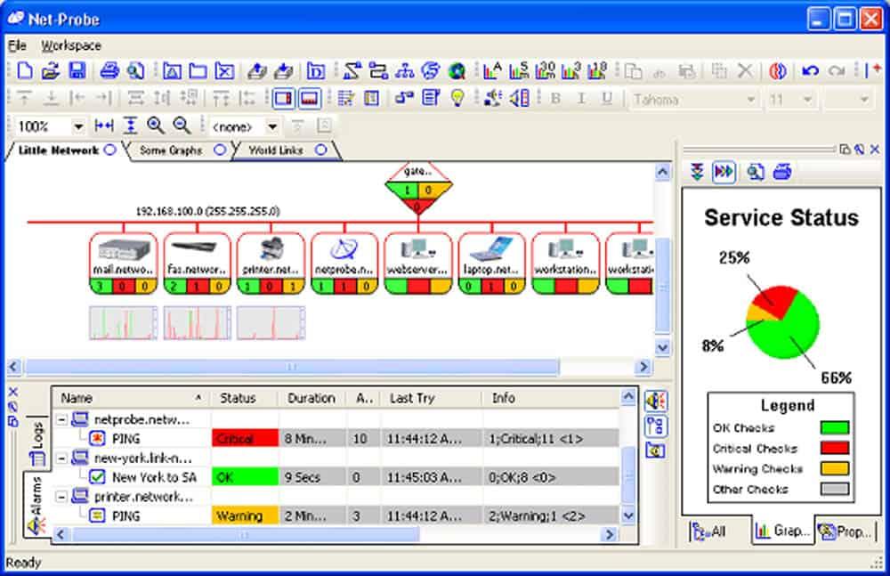 net-probe
