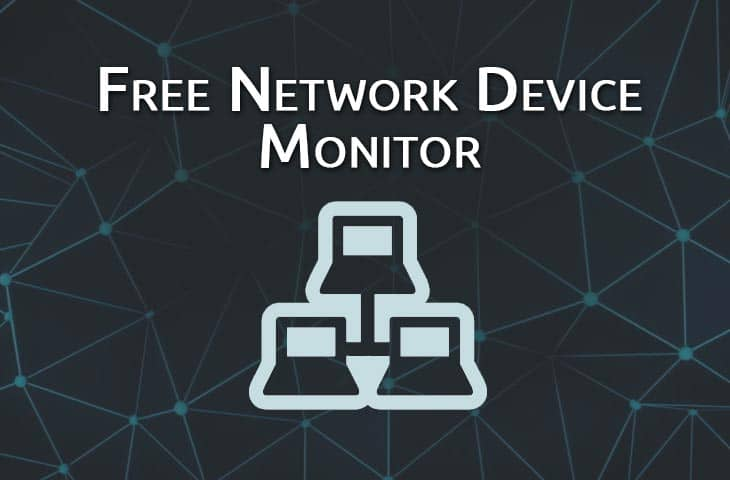 Free Network device monitor Software Download