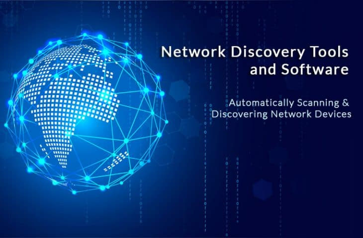 network discovery tools and software