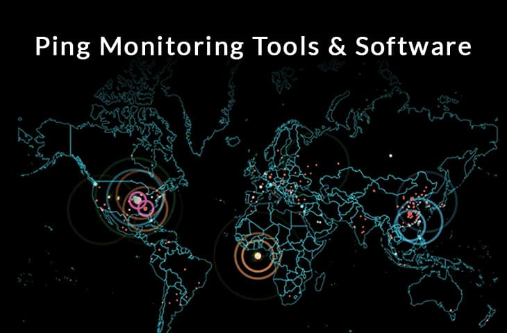 Best Ping Monitor software & tools
