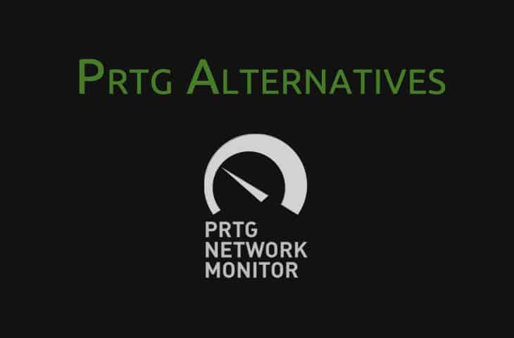 prtg alternative software for network monitoring