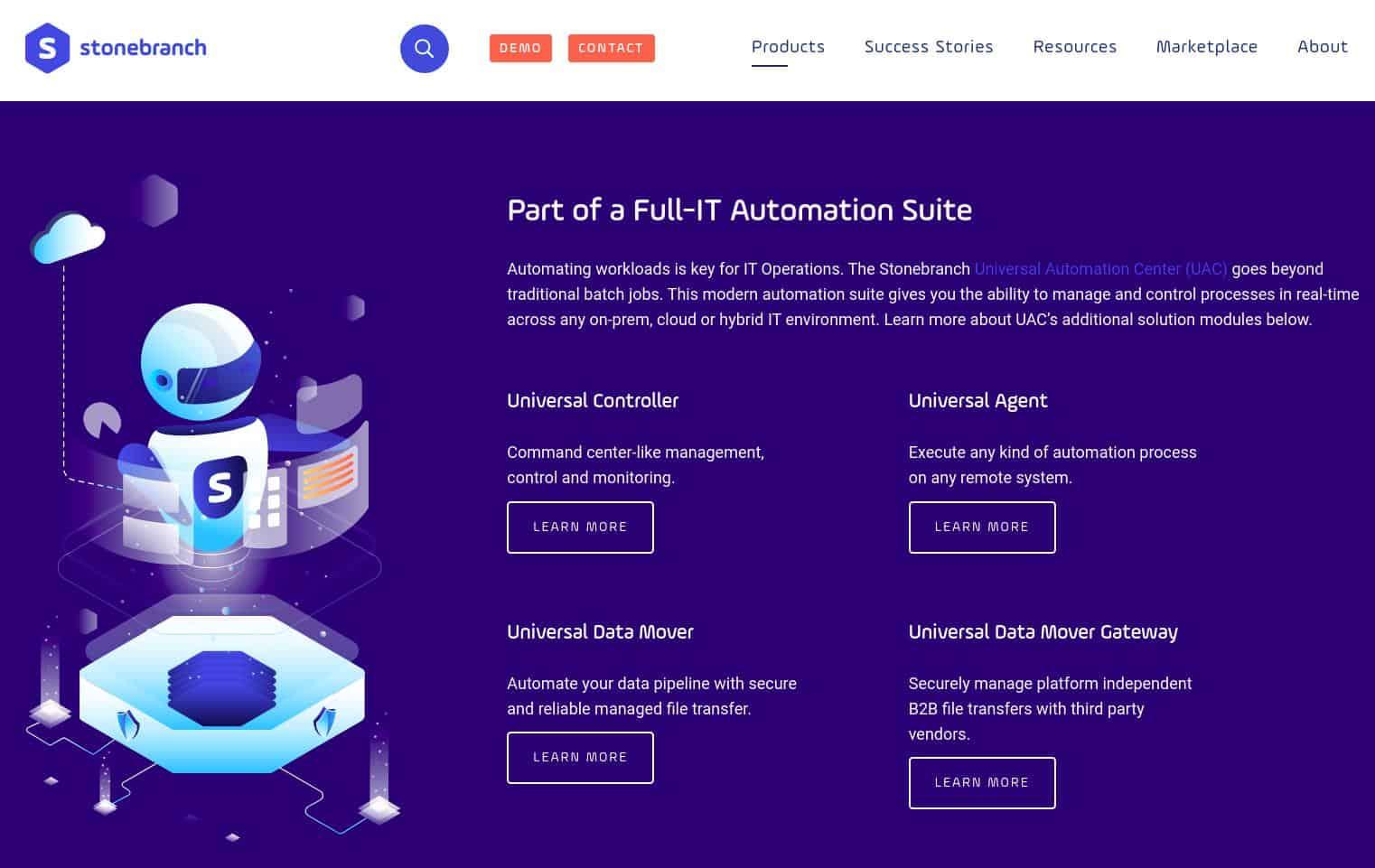 stonebranch IT Automation