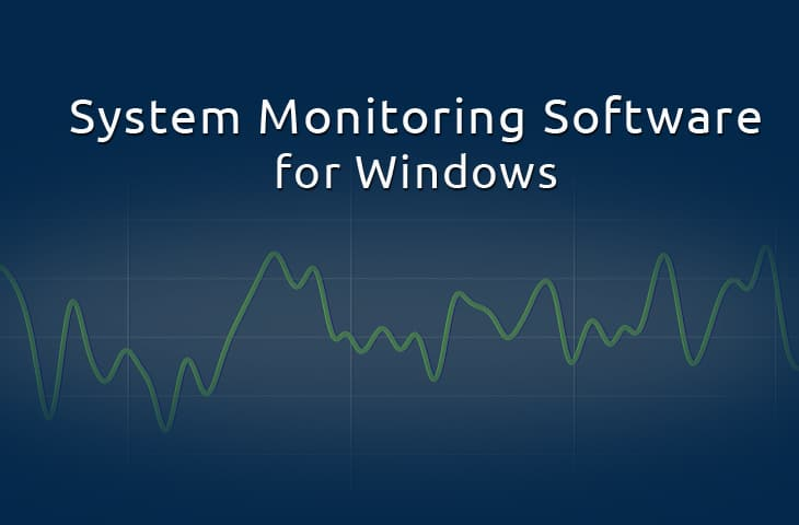 system monitoring tools windows