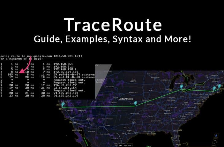 traceroute – Full Guide, Syntax, Examples and More!