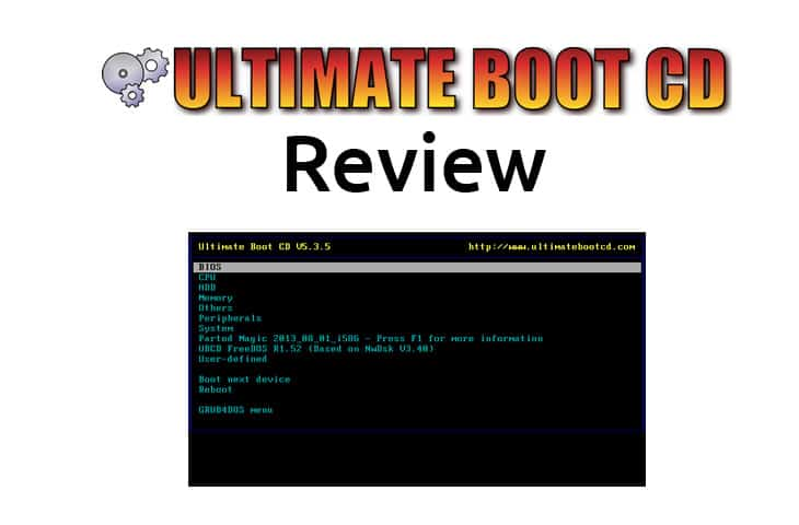 ultimate boot cd review