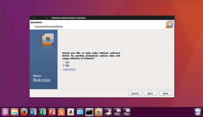 vmware ubuntu step-4