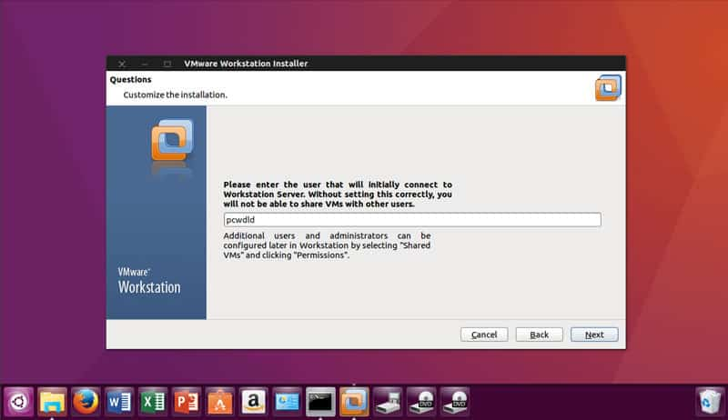vmware ubuntu step-5