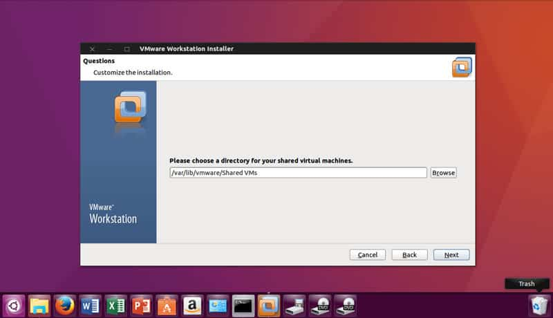 vmware ubuntu step-6